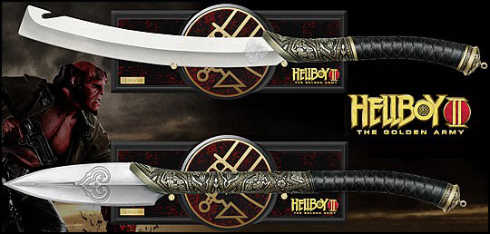 hellboy swords