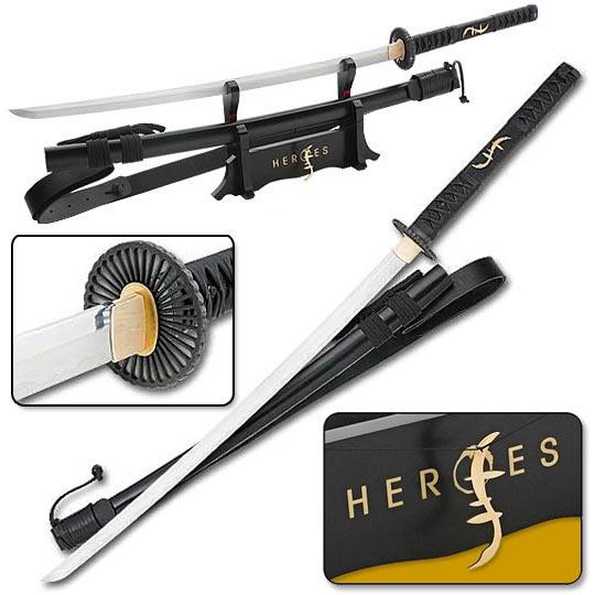 Hiro nakamura sword