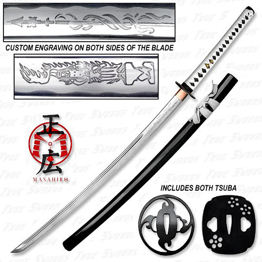 Masahiro - Shadow Warrior Handmade Katana Razor Sharp