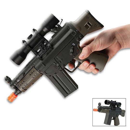 mini machine gun