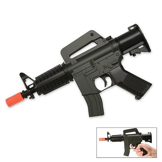 airsoft machine gun