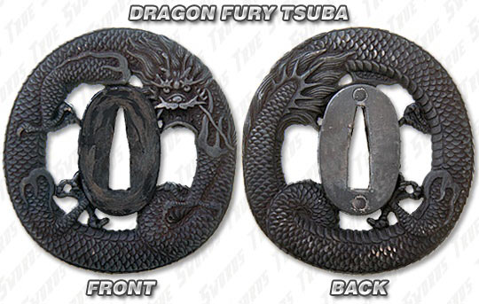 dragon fury katana