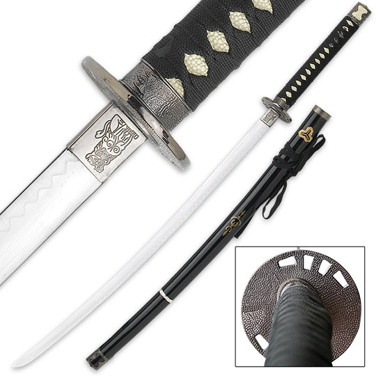 how to tell if a samurai sword is real