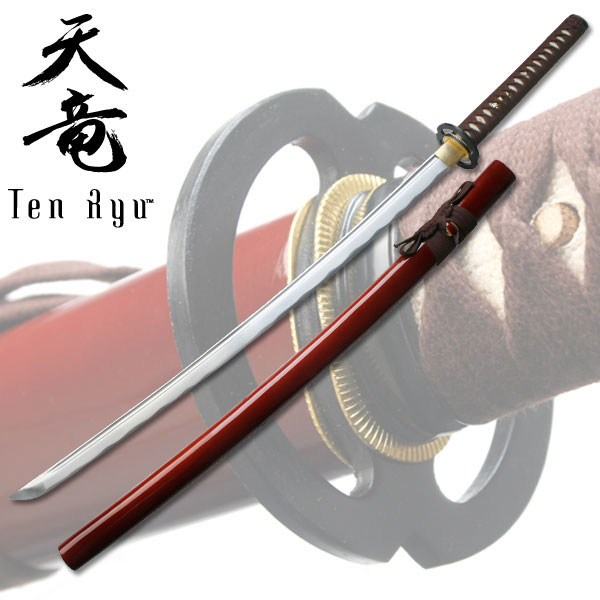 Ten Ryu Samurai Sword