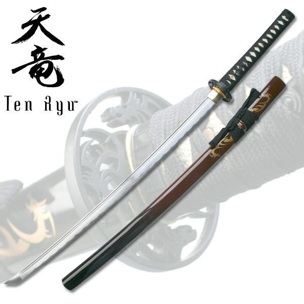 ten ryu sword tan