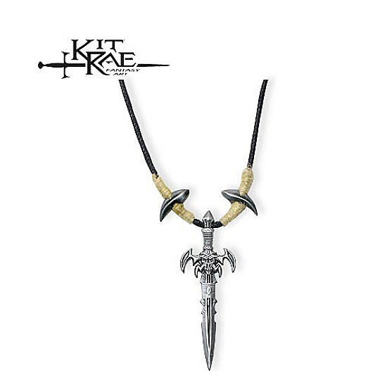 Kit rae custom art necklace pendant exotath