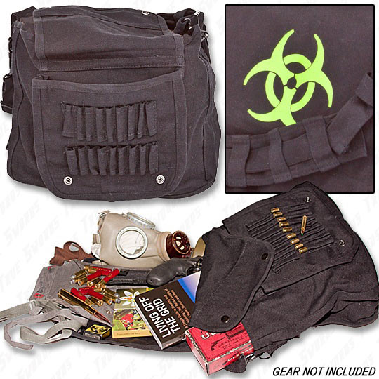 True Swords Zombie Bag Gear