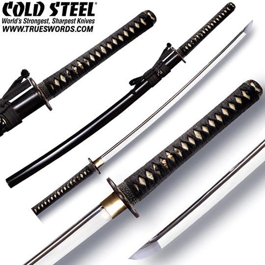 Cold Steel Battle Ready Emperor Katana 88k
