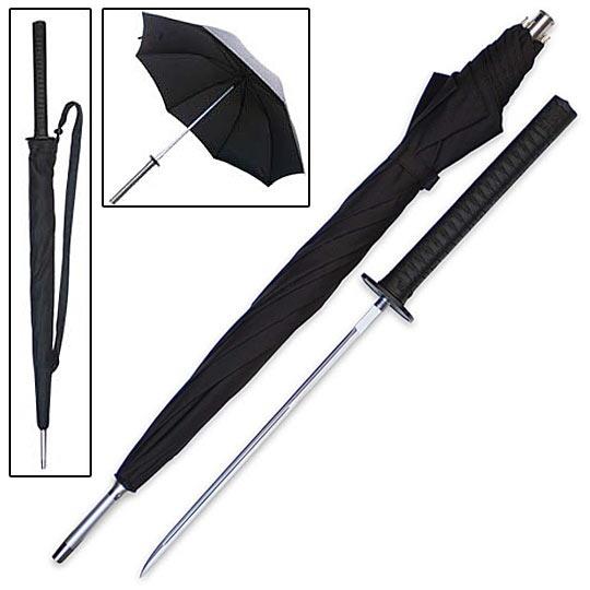Draux Hatake Umbrella_katana_sword_hidden_blade