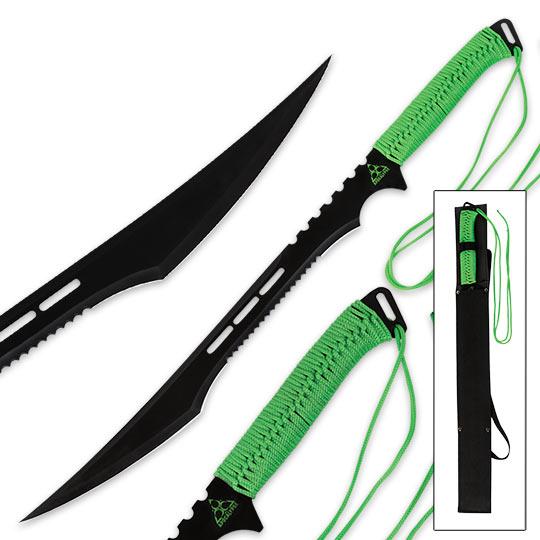 deathstroke arrow sword - photo #1